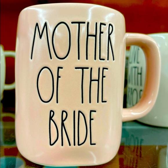 Rae Dunn MOTHER OF THE BRIDE Mug